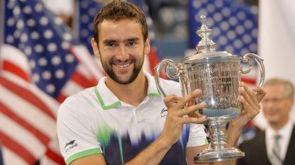Марин Чилич спечели Откритото първенство на САЩ по тенис през 2014 г.