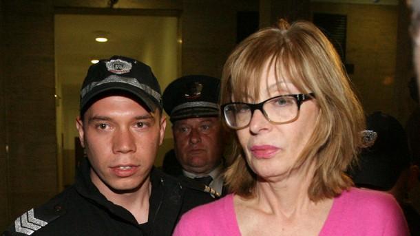 Снимка: Специализираният съд даде ход на делото срещу уволнената съдийка Румяна Ченалова