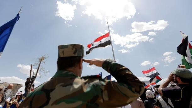САЩ предупредиха режима в Дамаск, че ако нарушава режима на