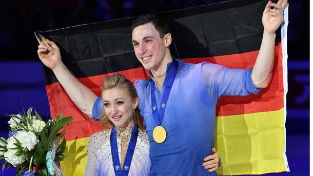 Савченко и Масо са световни шампиони