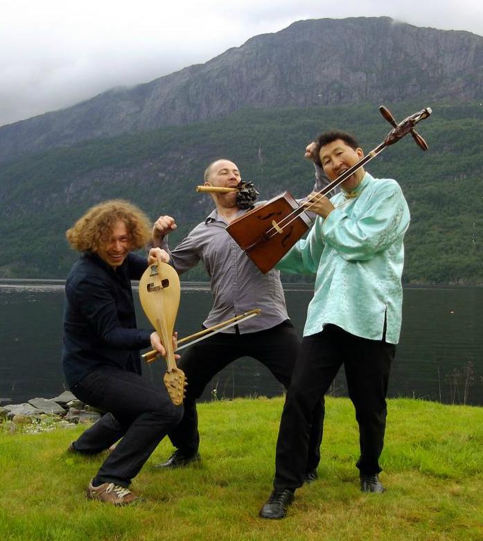 Варварските цигулки