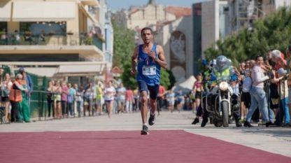 Мароканец и кенийка са първи на маратона във Варна