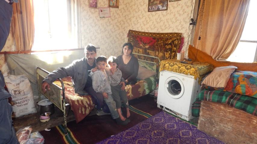 Семейството на Асенка и Пламен, архив 2015 година