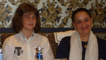 Най-награждаваният млад пианист 15-годишният Николай Маринов