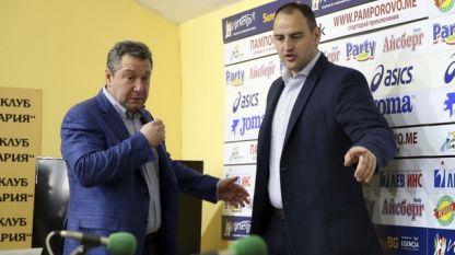 Петър Стойчев поиска властта в плуването