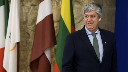 Председателят на Еврогрупата Марио Сентено