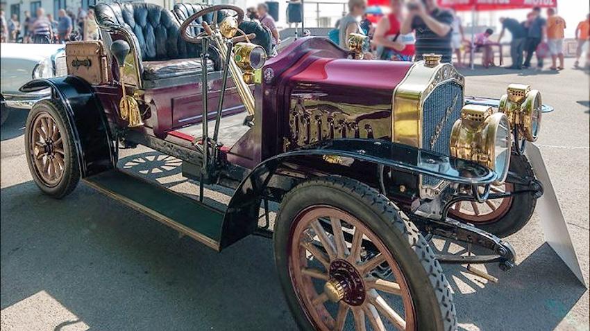 Автомобилът De Dion-Bouton от 1906 г.