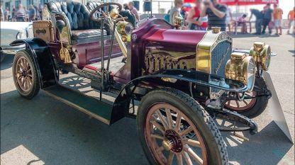 La voiture De Dion-Bouton de 1906