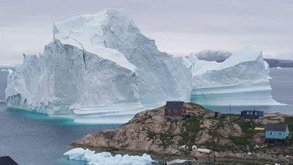 Айсбергът може да предизвика приливна вълна