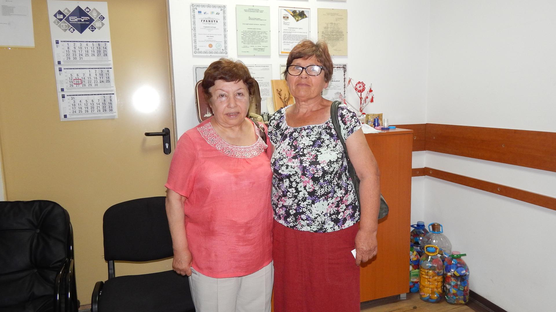 Представителите на местните организации на Съюза на пенсионерите