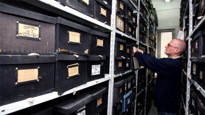 10 октомври е Професионален ден на архивиста