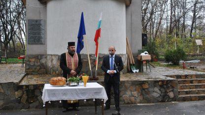 Кметът Пламен Стоилов даде началото на строителните работи