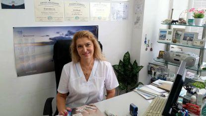 д-р Снежина Райнова