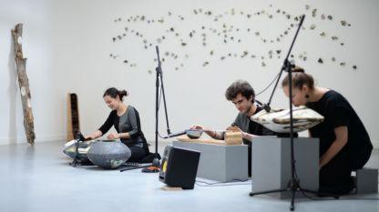 Crystal sound: Биляна Фурнаджиева, Виктор Бенев и Селма Саволайнен
