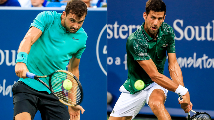 Grigor Dimitrov Novak Djokovic To Participate In New Exhibition Tournament In The Balkans Sport