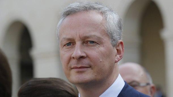 Френският министър на икономиката Брюно льо Мер