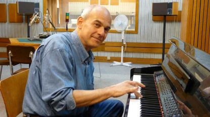 Кристиян Бояджиев в 5 студио на БНР