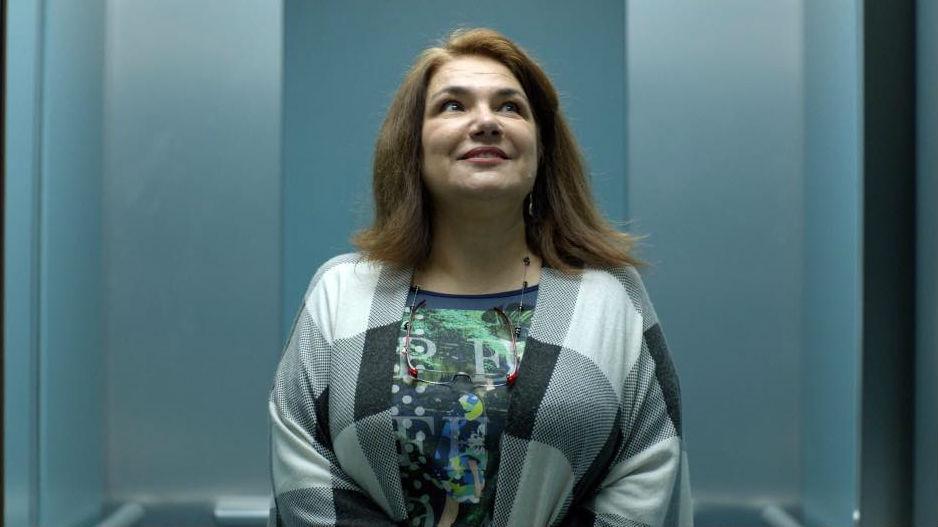 Мартина Вачкова гостува в