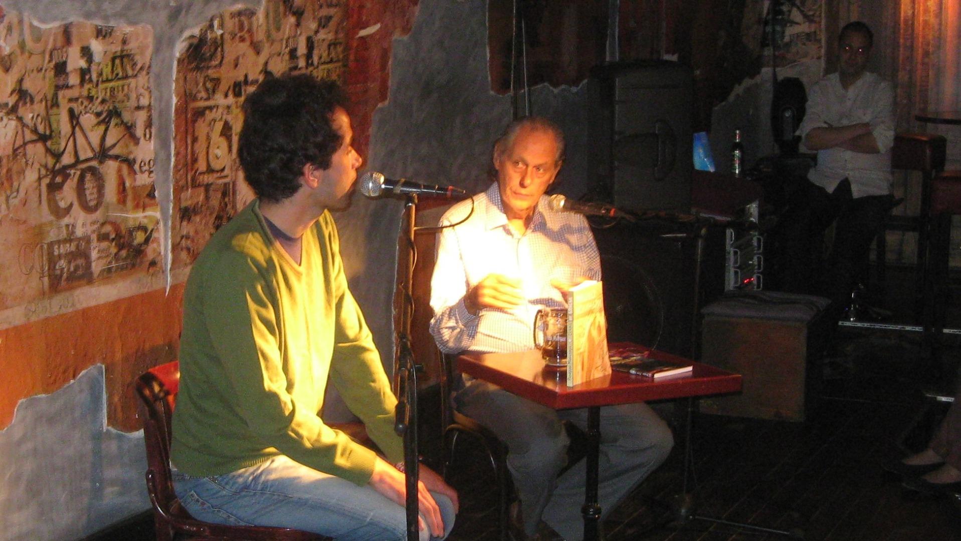 Николай Тодоров вляво