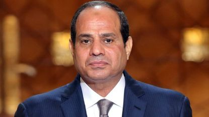 Президентът на Египет Абдел Фатах ас Сиси