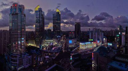 Шанхай бе дом за Димитър Владиков в продължение на няколко години.
