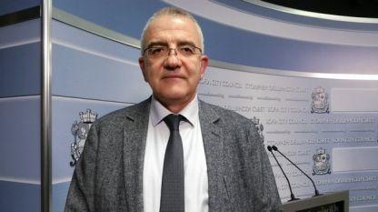 Д-р Веселин Милев - председател на Комисията по здравеопазване в СОС