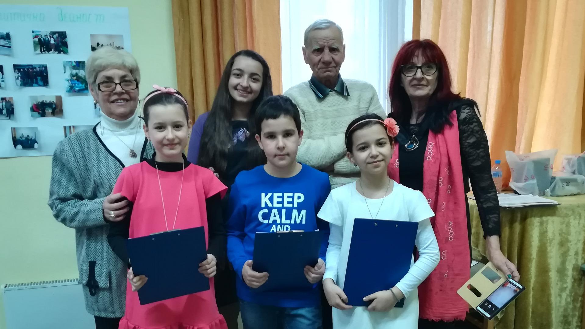 Поети от различни поколения отбелязаха Световния ден на поезията във Видин.