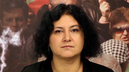 Ивилина Алексиева – председател на ЦИК