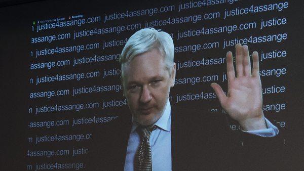 Джулиан Асандж се обърна към медиите с видеообръщение
