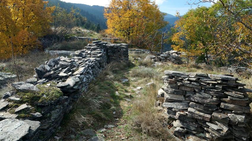 Руините на крепостта Щутград