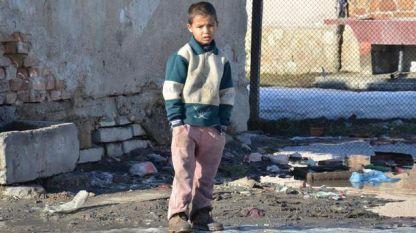 Jedes vierte Romakind zwischen 7 und 15 geht nicht zur Schule.