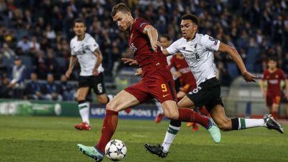 Един Джеко остава в Рома до 2022 г.