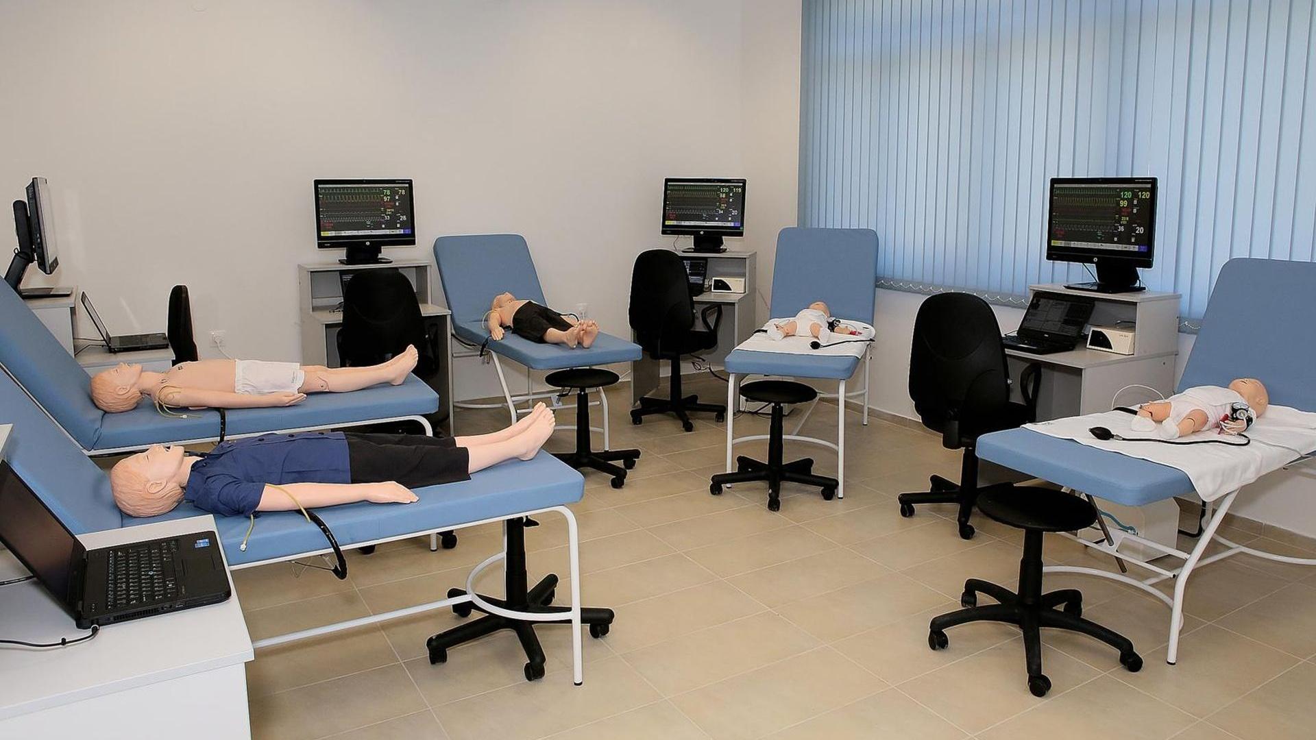 Симулационният тренировъчен център в Пловдив