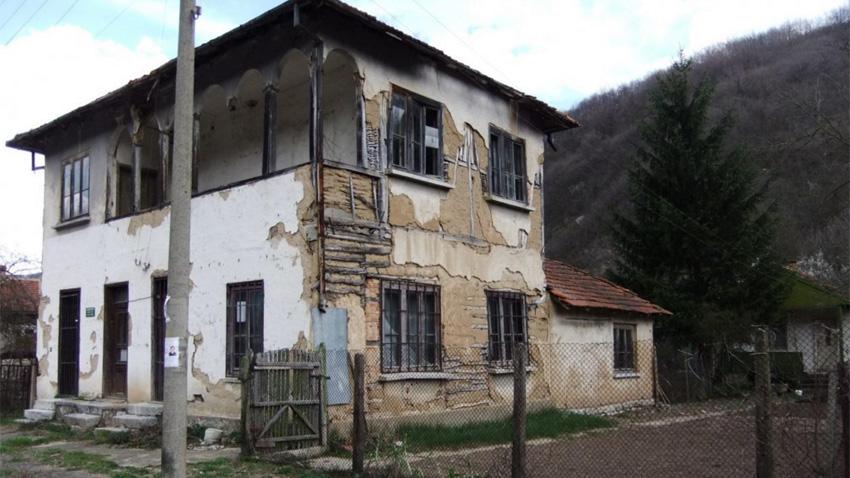 Родната къща на професора в с. Стакевци. Снимка: wikimapia.org