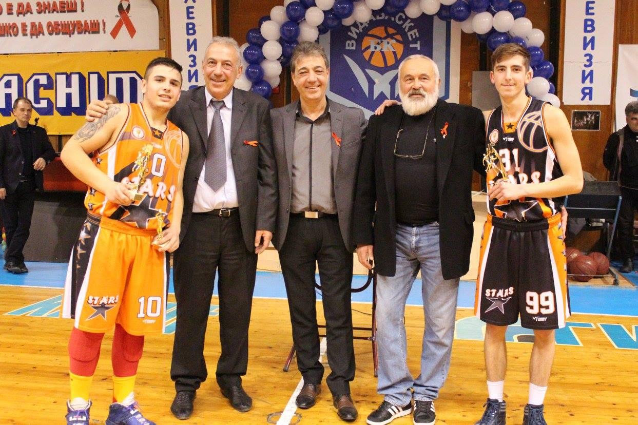 Мачът на звездите ще бъде в Ботевград