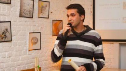 Даниел Иванов, диригент на хора в НГДЕК