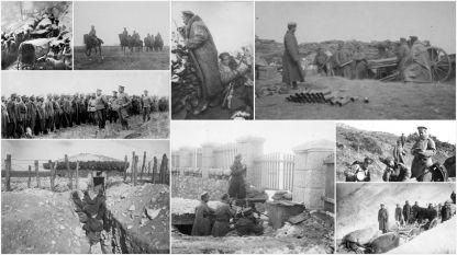Снимките за колажа са предоставени от личния архив на Александър Въчков