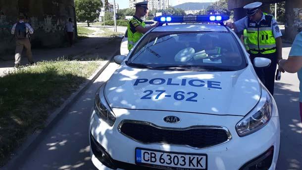 Специализирана полицейска операция за безопасност на пътя се проведе в