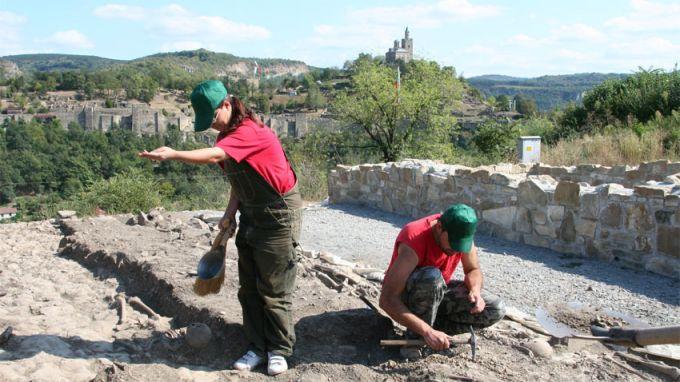 12 проекта на археолози и реставратори в област Велико Търново
