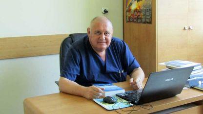 Проф. д-р Златимир  Коларов