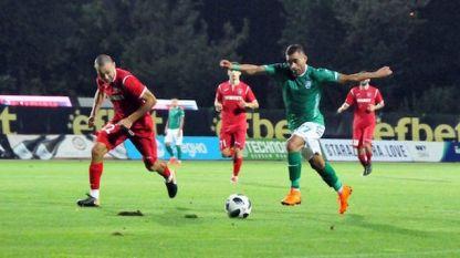 """""""Берое"""" излезе трети в класирането след 4:0 над """"Ботев"""" (Враца)"""