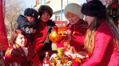 Староверци от село Казашко