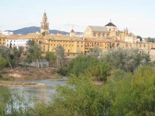 Изглед към Стария град на Кордоба