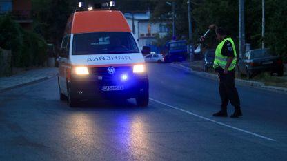 Автобус с пътници падна в Искърското дефиле на 2 км преди Своге в посока от София