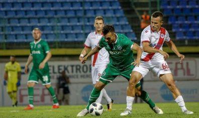 """""""Лудогорец"""" се класира за плейофния кръг в турнира по футбол Лига Европа"""