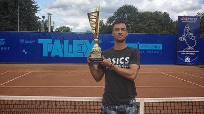 Димитър Кузманов с титлата в Познан
