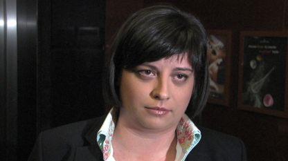 Диана Русинова - експерт в Института за пътна безопасност