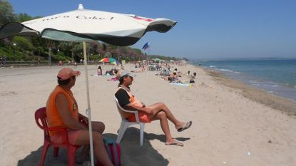 Спасители предупреждават за опасно мъртво вълнение по плажовете в Бургаско.