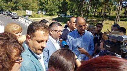 Цветан Цветанов отново критикува президента Радев
