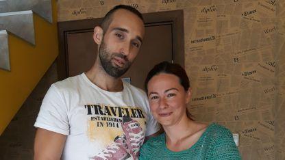Ники Станчев и Златка Керемедчиева
